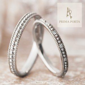 PRIMA PORTA – ピルエット マリッジリング