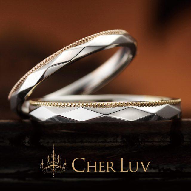 CHER LUV – アジュガ エンゲージリング