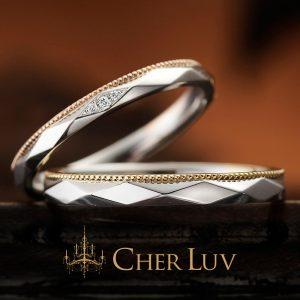 CHER LUV – アジュガ マリッジリング