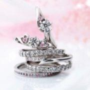 結婚指輪&婚約指輪の人気ランキング!『Milk&Strawberry(ミルク&ストロベリー)』