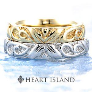 Heart Island – バニラ マリッジリング