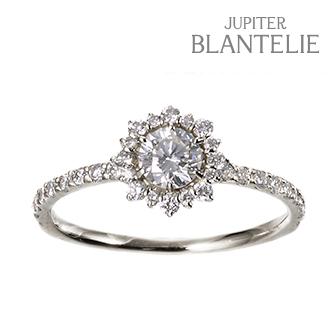 婚約指輪 - JUPITER BLANTELIE(ジュピターブラントリエ) jurer [ジューリ] 誓う
