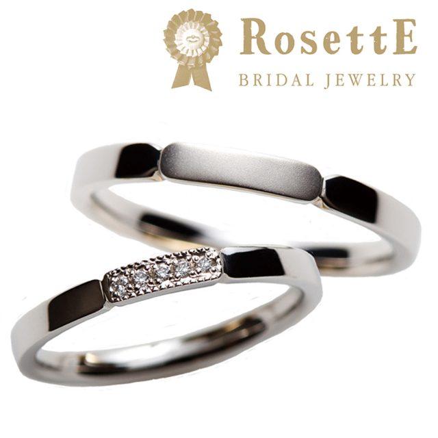 RosettE – GROVE / 木立ち マリッジリング