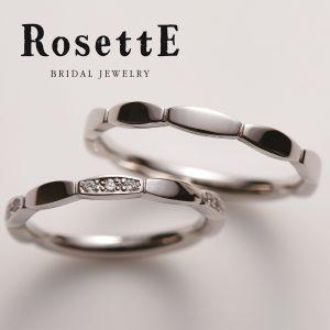 RosettE – PETAL / 花びら マリッジリング