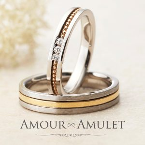 AMOUR AMULET – アザレア マリッジリング