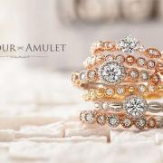 ゴールドリングの人気ブライダルブランド『アムール アミュレット』結婚指輪のご紹介!【JKPlanet銀座・表参道・九州/ブライダルリングセレクトショップ】