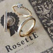 【ブライダルフェア】熱いぞワールドカップ!RosettE Summer Festival開催☆【婚約指輪・結婚指輪のJKPlanet】