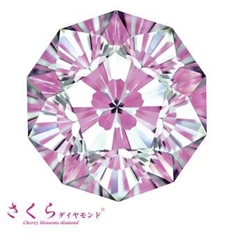 さくらダイヤモンド エンゲージリング SD0728P/SD0323P/SD0581P
