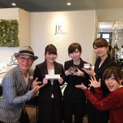 テレビ宮崎~UMK~人気番組『パブロフ』でJKプラネット宮崎店の結婚指輪が紹介されました!(ブライダルジュエリー専門店)