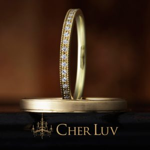 CHER LUV – ベゴニア マリッジリング