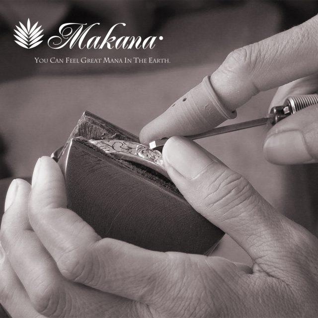 Makana – マリッジリング 5:ハワイアンジュエリー