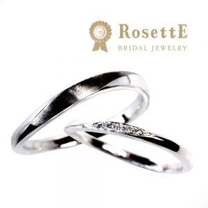 RosettE – MOON LIGHT / 月あかり マリッジリング