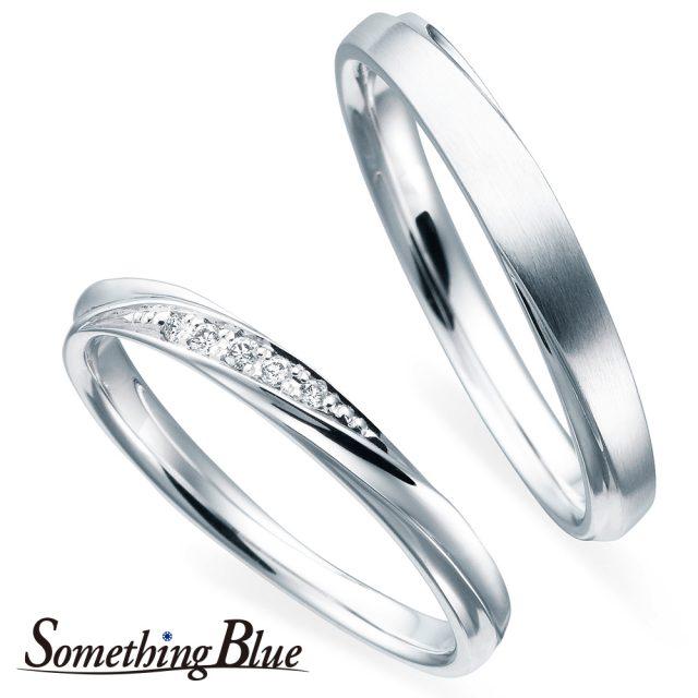 Something Blue – Glory Day / グローリーデイ マリッジリング SB826,SB827