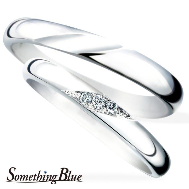 Something Blue – Will / ウィル マリッジリング SB857,SB858