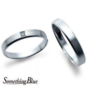 Something Blue – マリッジリング SP766,SP767