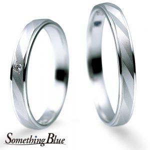Something Blue – マリッジリング SP782,SP783