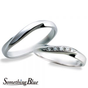Something Blue – マリッジリング SP816,SP817