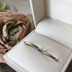 ケース入り結婚指輪画像 - RosettE/ロゼット - MAGIC / 魔法