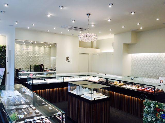 【JKプラネット表参道店】の場所はコチラ!首都圏全域からお客様が集う結婚指輪専門のセレクトショップです☆