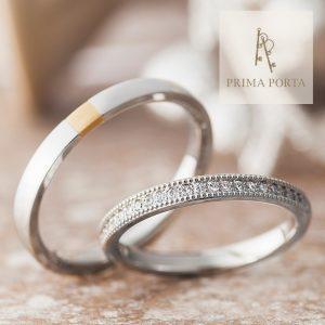 PRIMA PORTA – アリア マリッジリング