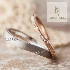 PRIMA PORTA – オラトリオ マリッジリング