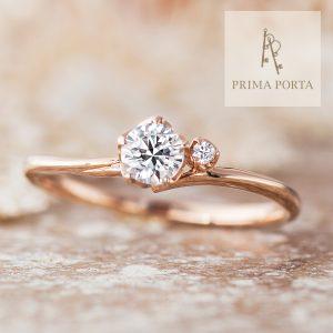 PRIMA PORTA – カンツォーネ エンゲージリング