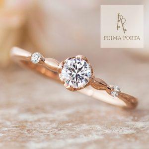 PRIMA PORTA – チュチュ エンゲージリング