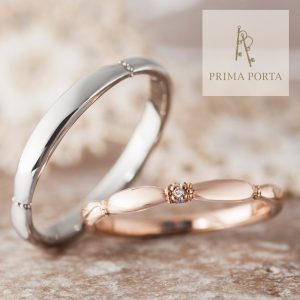 PRIMA PORTA – チュチュ マリッジリング