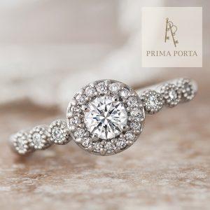 PRIMA PORTA – バレッティ エンゲージリング