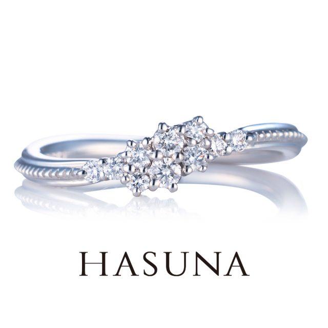 婚約指輪2 ハスナ ER11