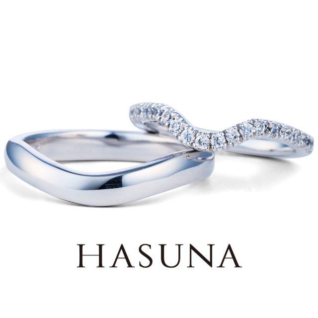 結婚指輪 ハスナ MR17/MR19