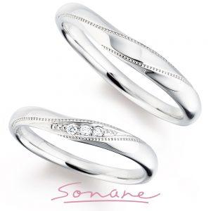 Sonare – パルフェ マリッジリング