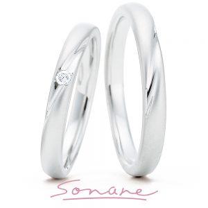Sonare – ピッコロ マリッジリング