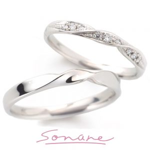 Sonare – ブリランテマリッジリング