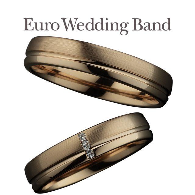 GERSTNER by Euro Wedding Band 20910