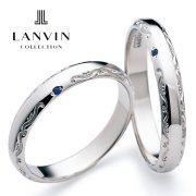 大人の女性を魅了する気品と上質感。フランスで最も長い歴史を誇るメゾン、LANVIN-ランバン-【結婚指輪のJK Planet】