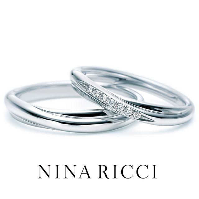 ニナ リッチ マリッジリング 6R1Q01/Q02