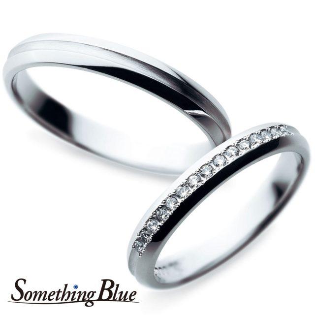 Something Blue – マリッジリング SP802,SP803