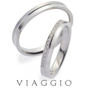 ビアッジオ マリッジリング VA00502/00600