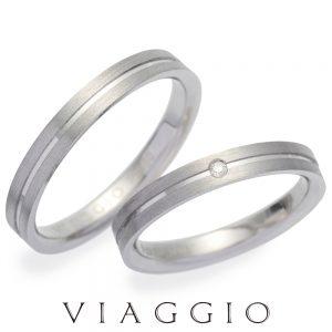 ビアッジオ マリッジリング VA00702/00800