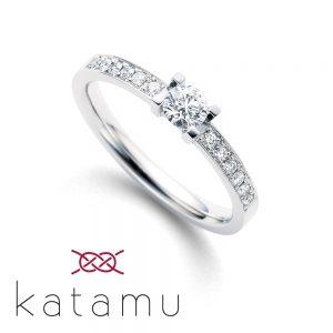katamu – 八千代(やちよ)エンゲージリング