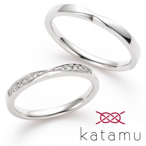 katamu – 千幸(ちゆき)マリッジリング