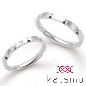 katamu – 折り紙 マリッジリング