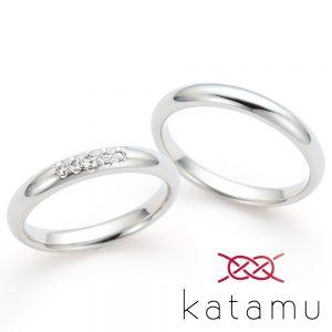 katamu – 春光(しゅんこう)マリッジリング