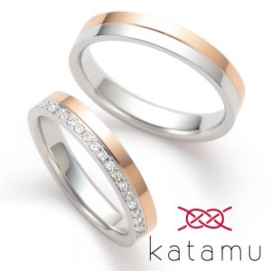 katamu – 八千代(やちよ)マリッジリング