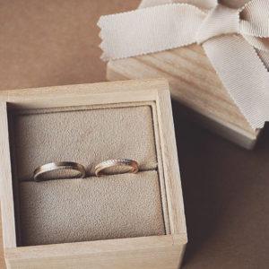 ケース入り結婚指輪画像 - YUKAHOJO - PATH / パス