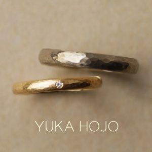 YUKA HOJO – Passage of time/ パッセージ オブ タイム マリッジリング