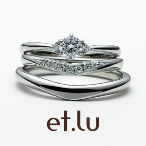エトル – tenera mente 〜テネラ メンテ〜 結婚指輪&婚約指輪