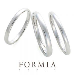 FORMIA – FUTURO PASSATO〜フトゥーロ パッサート〜 マリッジリング