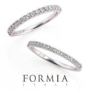 FORMIA – CARISSIMA・CARINA〜カリッシマ・カリーナ〜 エタニティリング